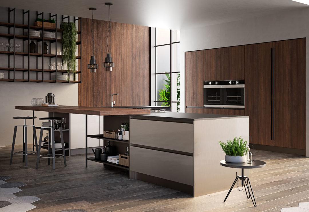 cucina modello kalì