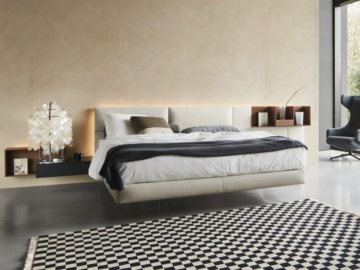 Camera Da Letto Elegante camera da letto dal design moderno | brunetti design